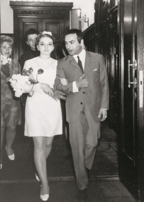 Бракосочетание Левона и Софьи Оганезовых. / Фото: www.sb.by