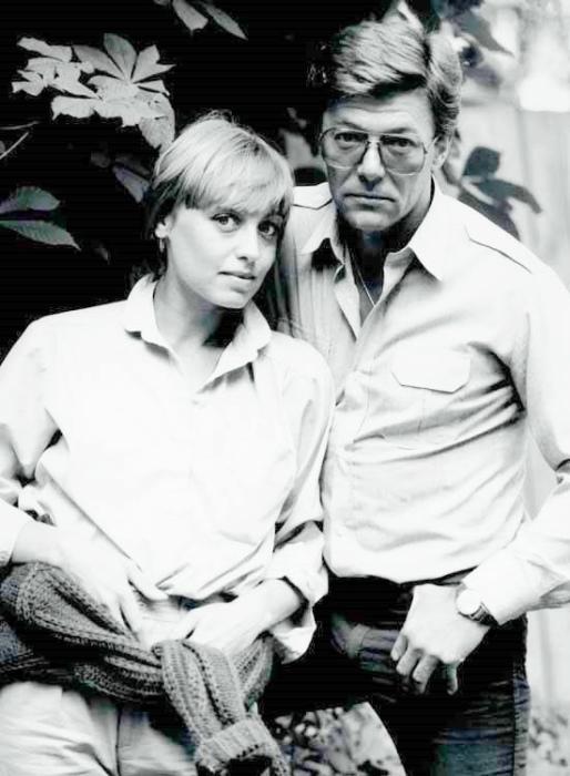 Александр Збруев и Елена Шанина. / Фото: www.kino-teatr.net