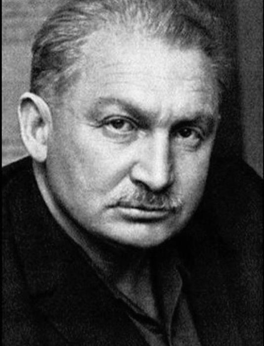 Борис Слуцкий. / Фото: www.chayka.org