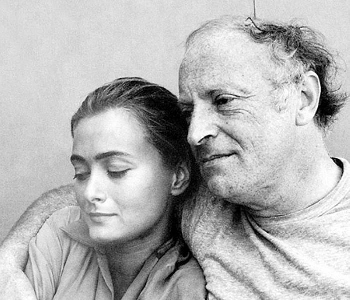 Иосиф Бродский и Мария Соццани. / Фото: www.lipetsk.ru