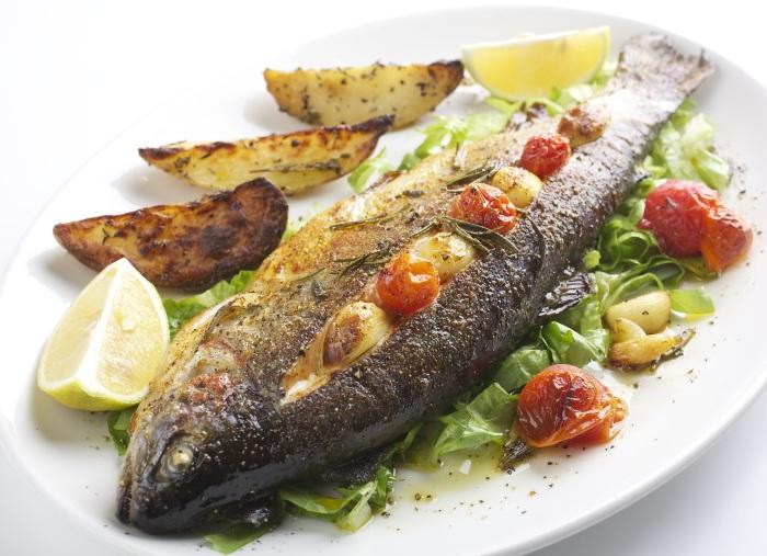 Рыба по-креольски. / Фото: www.glamur.co.il