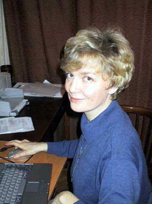 Мария Спивак. / Фото: www.peoples.ru