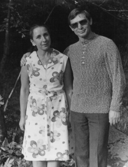 Эдуард Хиль и Зоя Правдина. / Фото: www.kino-teatr.ru