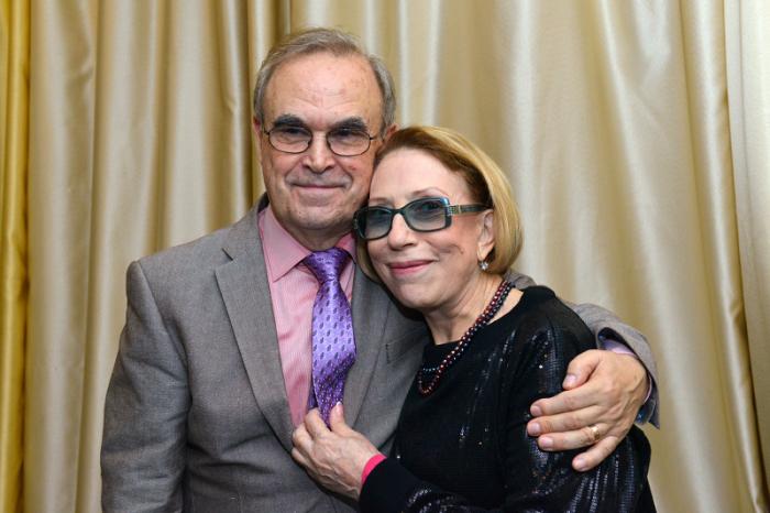 Инна Чурикова и Глеб Панфилов. / Фото: www.mtdata.ru
