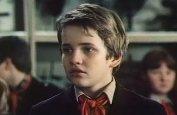 Дмитрий Егоров в детстве сыграл одну из главных ролей в фильме «Чучело». / Фото: www.1000news.ru