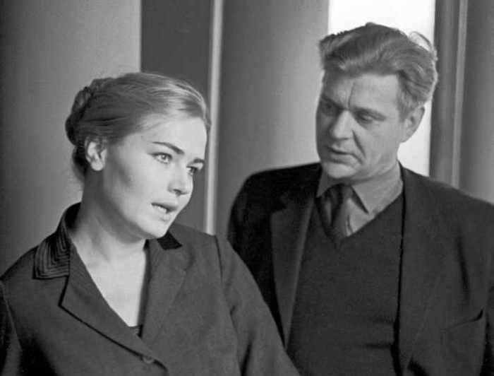 Людмила Чурсина и Владимир Фетин. / Фото: www.chillout-e.ru
