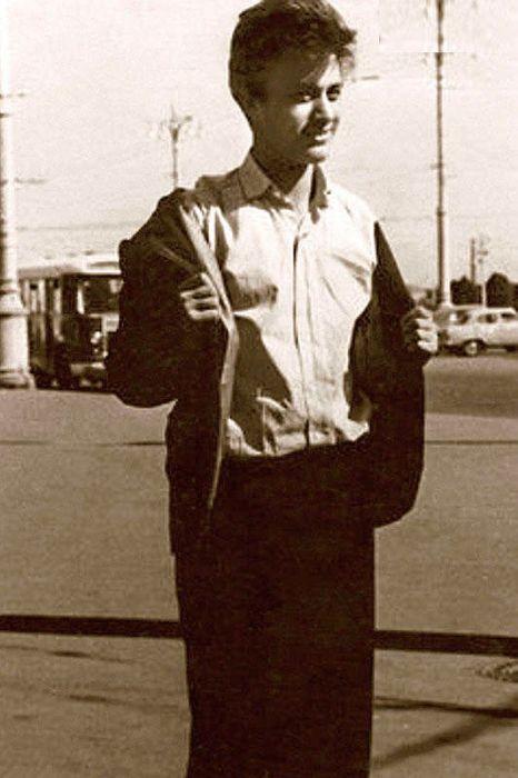 Руслан Ахметов в молодости. / Фото: www.7days.ru