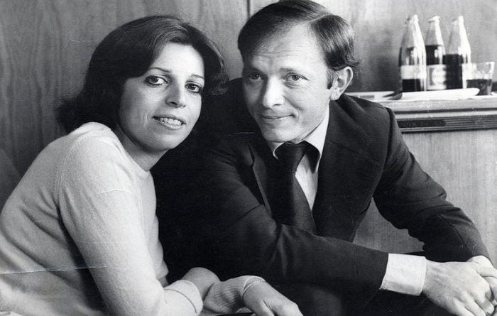 Кристина Онассис и Сергей Каузов. / Фото: www.i-podmoskovie.ru