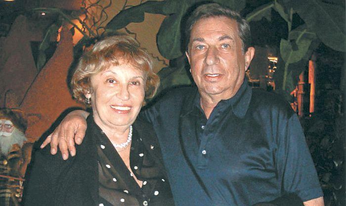 Игорь Кваша и Татьяна Путиевская. / Фото: www.mk.ru