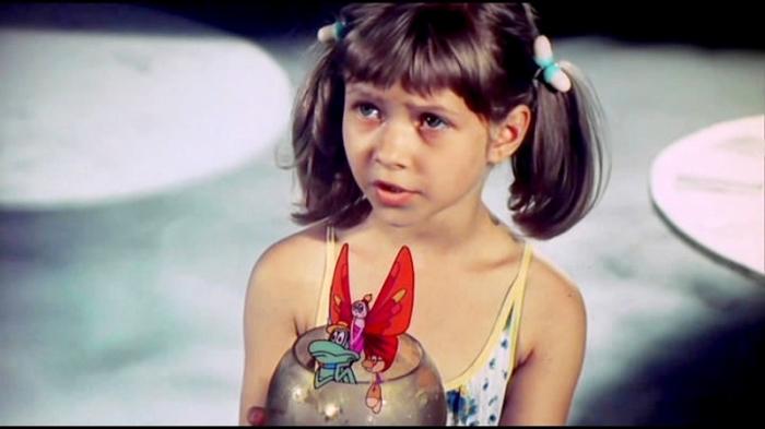 Гильда Манолеску, кадр из фильма «Мария, Мирабела». / Фото: www.magspace.ru
