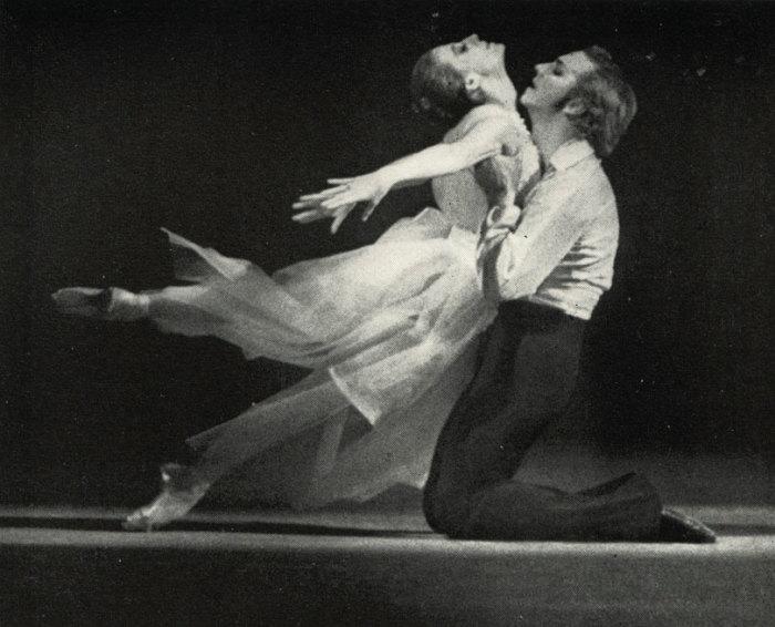 Майя Плисецкая и Марис Лиепа, балет «Анна Каренина». / Фото: www.dancelib.ru