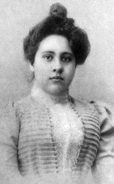 Ольга Васильевна Сурикова, 1899 г. / Фото: www.indbooks.in