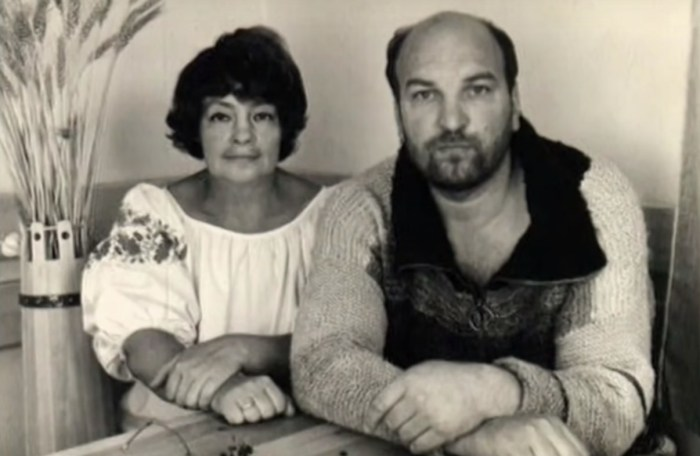 Алексей Петренко и Галина Кожухова. / Фото: www.1tv.ru
