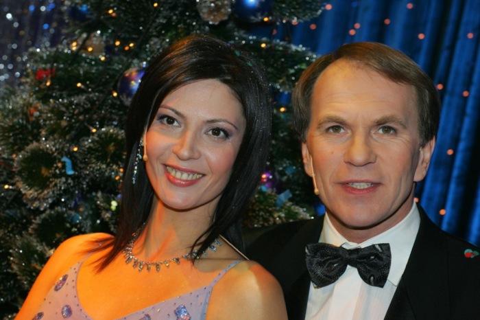 Алексей Гуськов и Лидия Вележева. / Фото: www.hovrashok.com.ua
