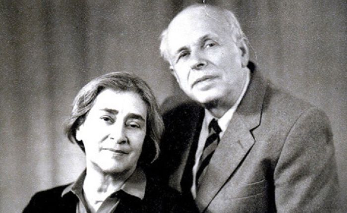 Андрей Сахаров и Елена Боннэр. / Фото: www.persons-info.com