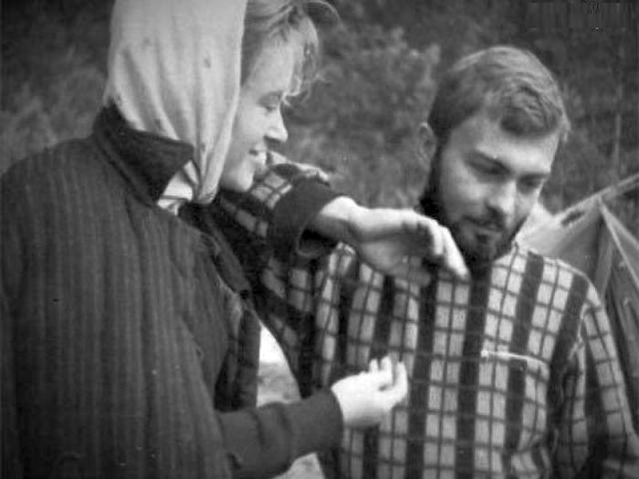 Валентина Талызина и Леонид Непомнящий. / Фото: www.liveinternet.ru