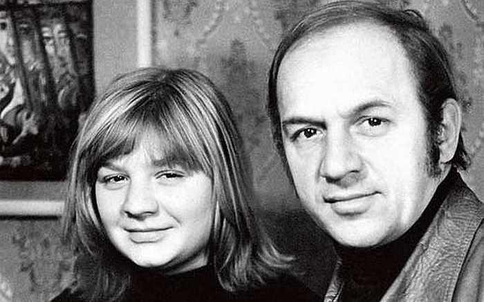 Лев Дуров и Ирина Кириченко в молодости. / Фото: www.stuki-druki.com