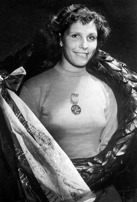 Инга Артамонова. / Фото: www.syl.ru