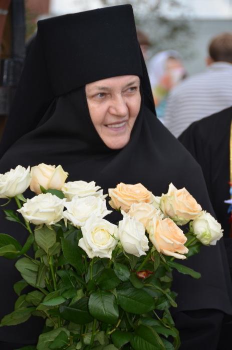 Инокиня Ольга (Гобзева). / Фото: www.kamensk-eparhiya.ru