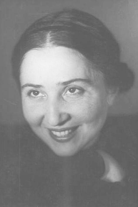 Ольга Шаганова-Образцова. / Фото: семейный архив