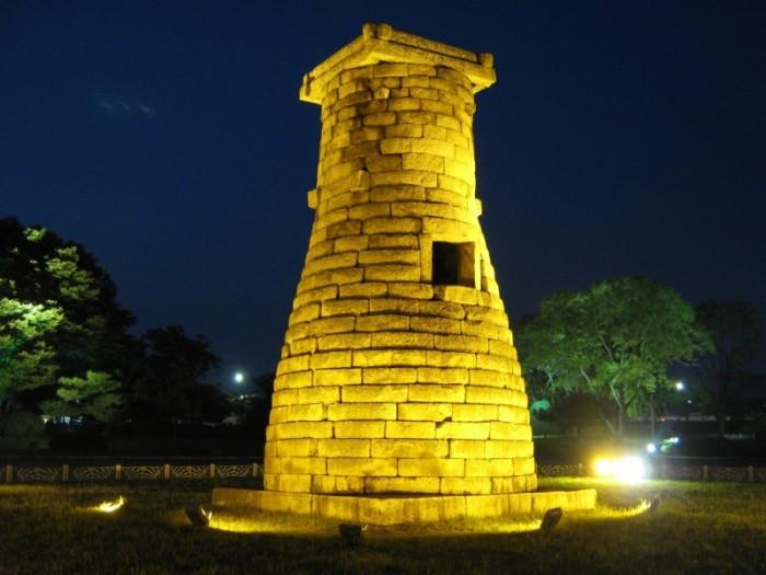 Обсерватория Чхомсондэ. / Фото: www.koreapost.com.br