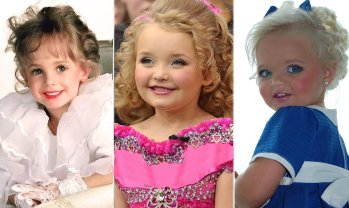 Самые красивые дети.