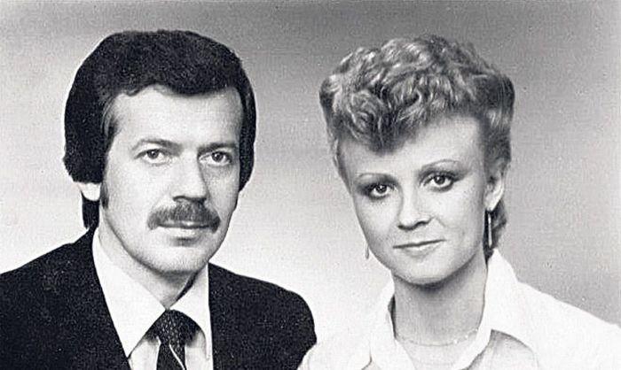 Анне Вески и Бенно Бельчиков. / Фото: www.pmo.ee