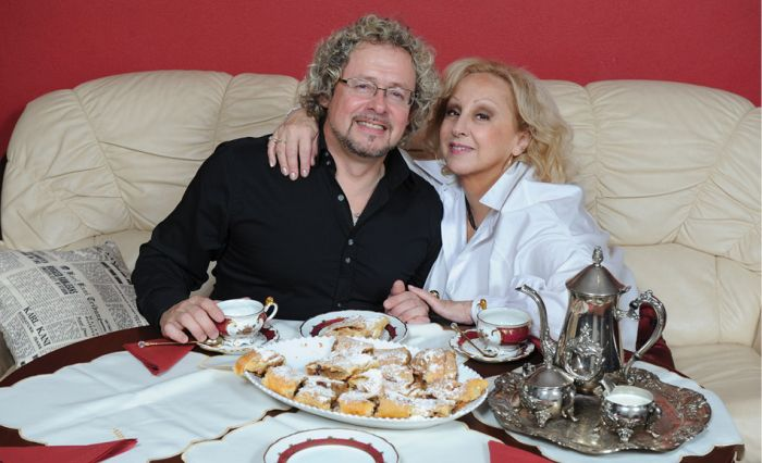 Лора Квинт и Андрей Билль. / Фото: www.directspeech.ru