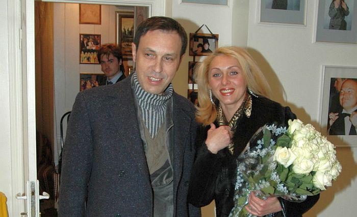 Николай и Марина Носковы. / Фото: www.woman.ru