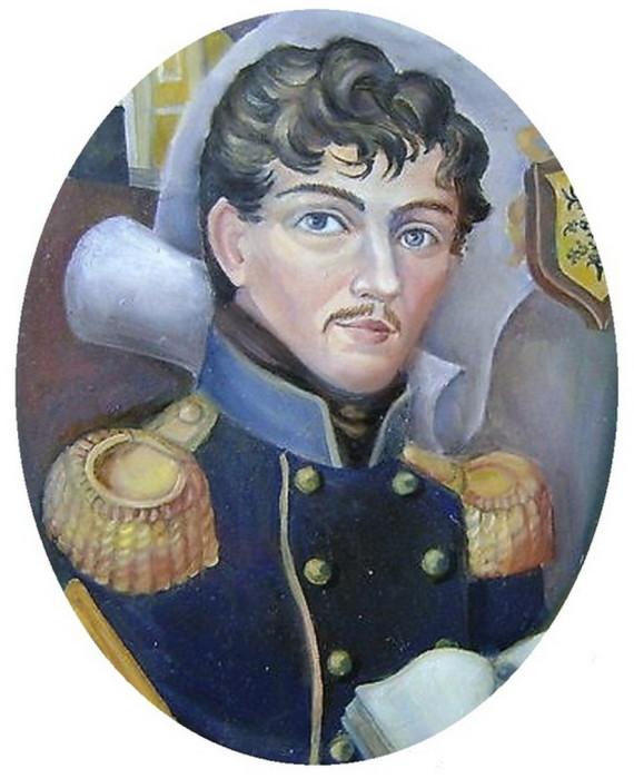 Матвей Дмитриев-Мамонов. / Фото: www.d1825.ru