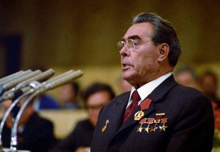 Леонид Брежнев. / Фото: www.delphi.lv