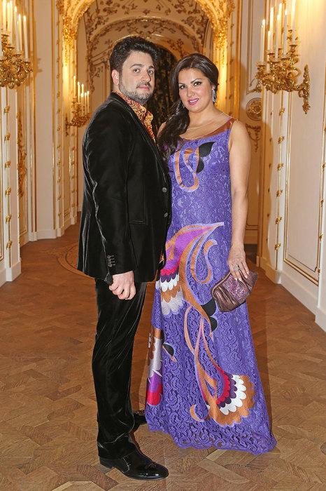 Анна Нетребко и Юсиф Эйвазов. / Фото: www.hronika.info