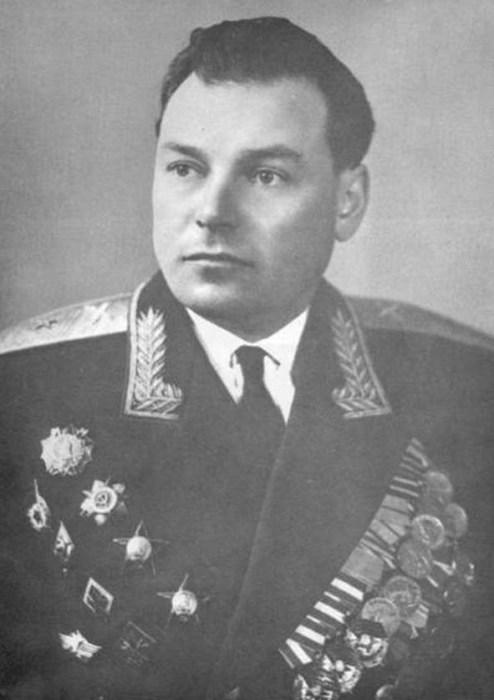 Генерал Артём Сергеев, 1959 год. / Фото: www.mycdn.me