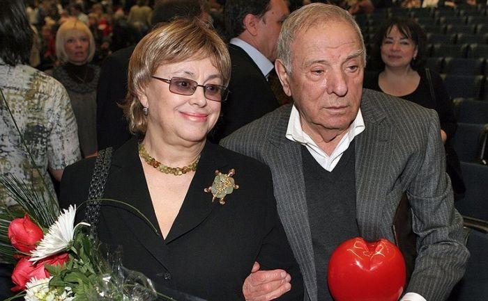 Пётр и Мира Тодоровские. / Фото: www.bulvar.com.ua