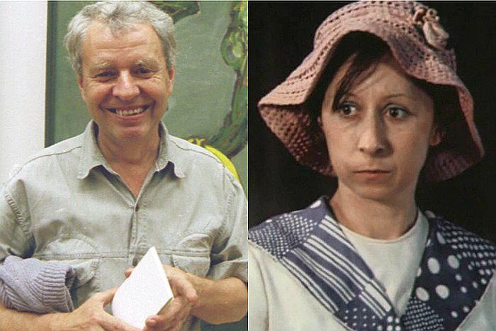 Лия Ахеджакова и Борис Кочейшвили. / Фото: www.misstits.me
