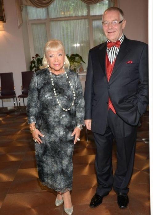 Александр Журбин и Ирина Гинзбург. / Фото: www.zvezdi.ru