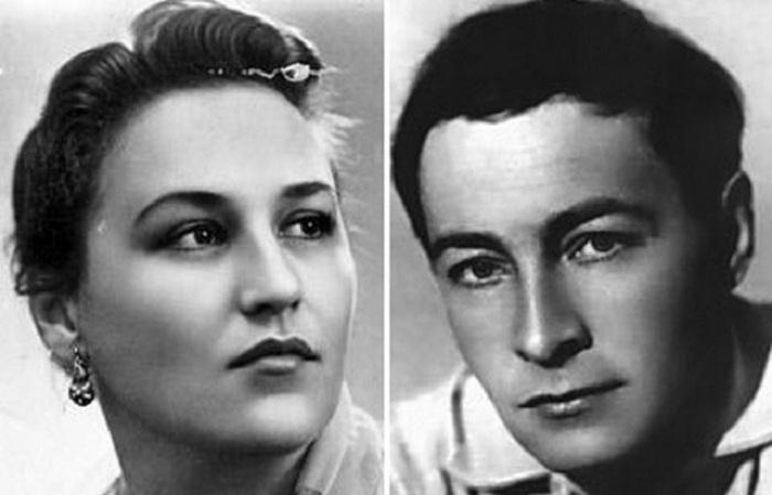 Нонна Мордюкова и Вячеслав Тихонов. / Фото: www.atlasprirodirossii.ru