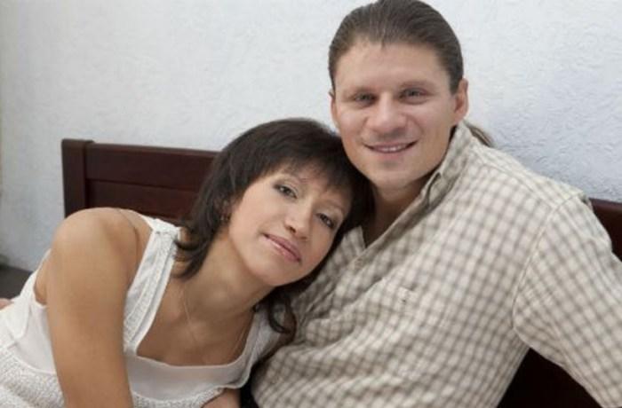 Елена Борщёва и Валерий Юшкевич. / Фото: www.uznayvse.ru