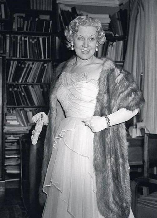 Любовь Орлова. / Фото: www.ifotki.info