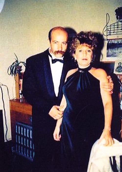 Александр Розенбаум и Елена Савшинская. / Фото: www.peoples.ru