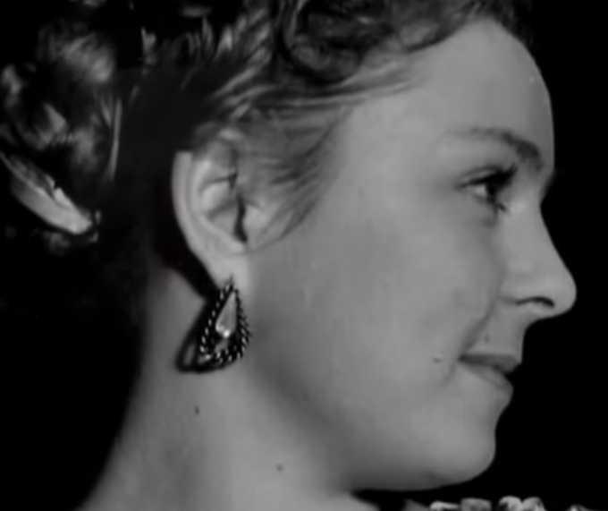 Галина Мшанская, 60-е годы. / Фото: семейный архив