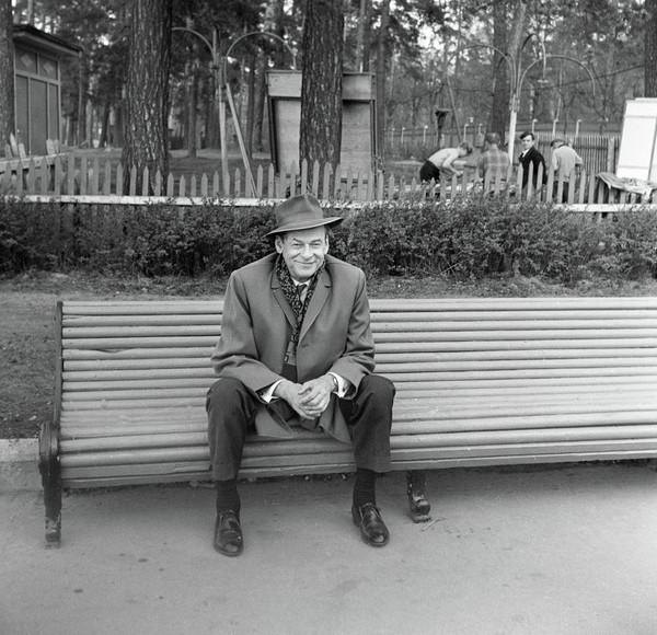 Николай Черкасов. / Фото: www.kstolica.ru
