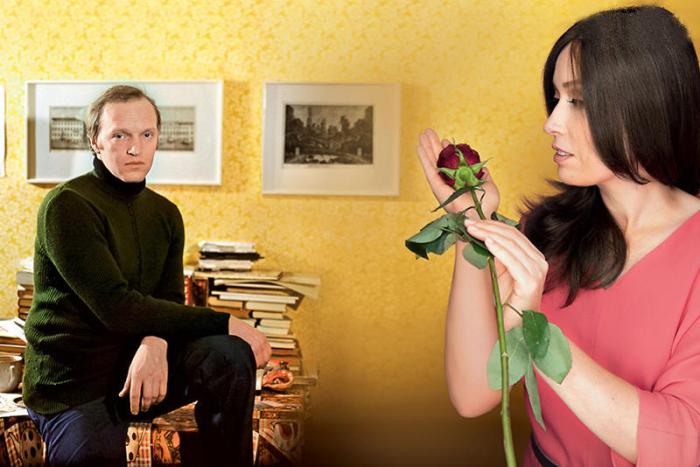 Александр Кайдановский и Инна Пиварс. / Фото: www.7days.ru