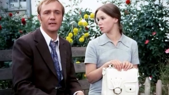 """В фильме """"Афоня"""", 1975. / Фото: wp.com"""