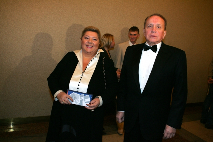 Александр и Светлана Масляковы. / Фото: www.goodhouse.ru