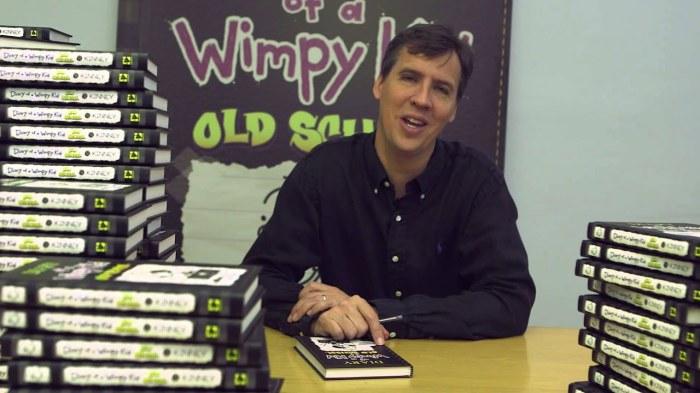 Джефф Кинни. / Фото: www.ytimg.com
