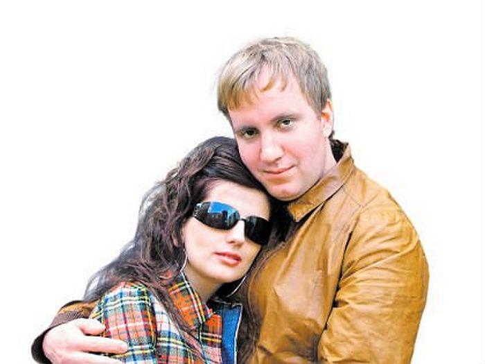 Диана Гурцкая и Петр Кучеренко. / Фото: www.sobesednik.ru