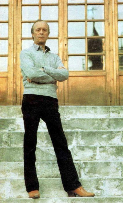 Олег Борисов. / Фото: www.berkino.me