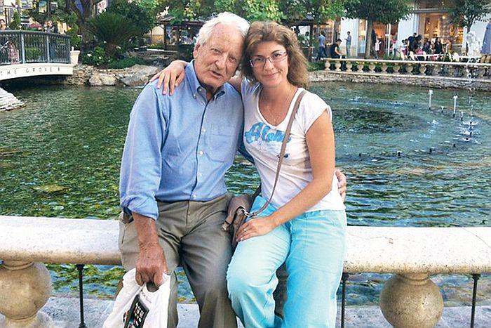 Николас Костер и Елена Бородулина. / Фото: www.best-gooods.ru