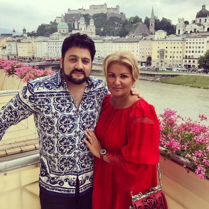 Анна Нетребко и Юсиф Эйвазов. / Фото: www.kartinki-life.ru